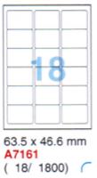 Aneos Computer Printer White Label 電腦打印標籤(白色) 3