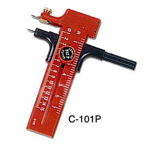Lenco Circle Cutter 圓規界刀-附鉛芯+刀片 (C-101P)