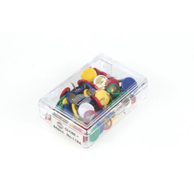 Colour thumb tack 彩色圖釘 (BQ-8252)