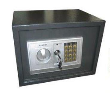 SAKURA security Safe 防盜夾萬 (SA-250)