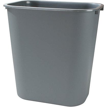 Rubbish Bin 灰色辦公室垃圾桶 (HOLDER-1)