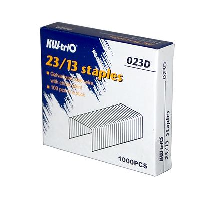 Kw-trio 023D 釘書針