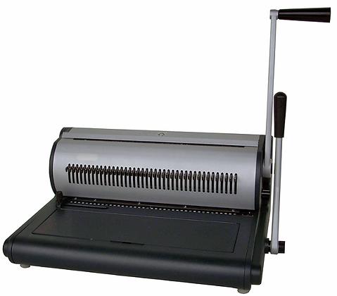 HIC TW-3100  Manual Binding Machine 雙線鐵圈手動釘裝機