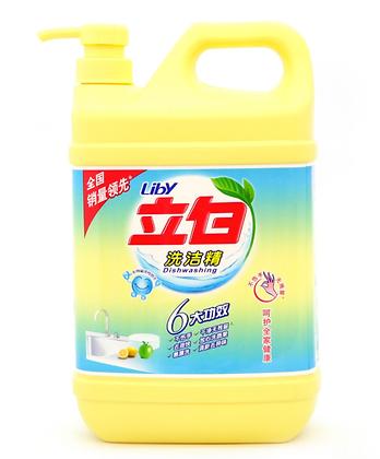 Liby Detergent 立白冼潔精