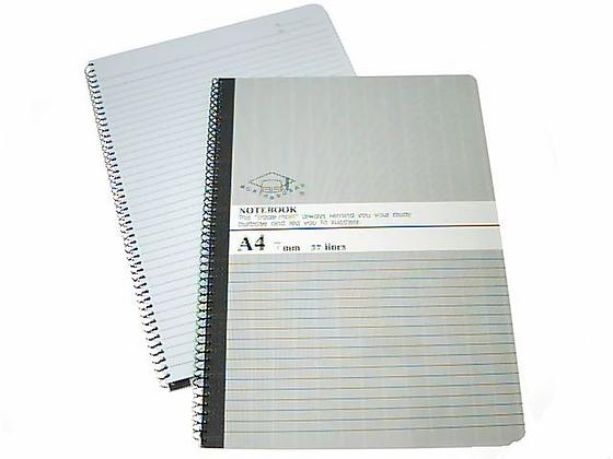 Mortar string notebook 線圈簿 (H-109)
