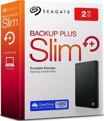 Seagate External Hard Disk 硬碟