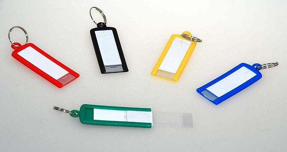 Key Tag 軟身長方型匙牌 (B-14)