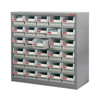 HD 耐重型抽零件櫃 (30抽)(HD-530)