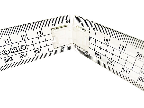 Helix Ruler 可摺合式間尺 (2208)