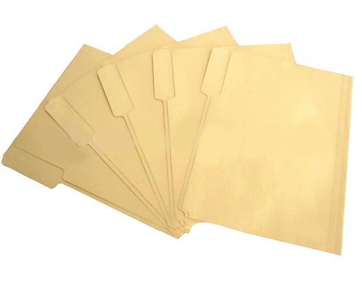 Paper folder 紙質4層文件套 F4 (P001-07)
