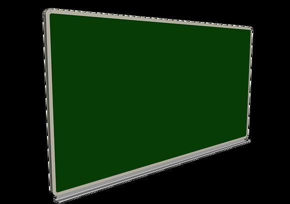 Blackboard 黑板 ( Aluminium Frame 鋁邊)