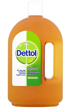 Dettol Disinfectant 滴露消毒藥水