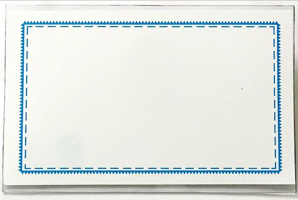 Lanza 9101 Name Card 硬身工作證 (NB1-1)