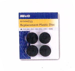 KW-Trio SPARE DISK 重型雙孔打孔機專用替換膠墊     (93/95-D)