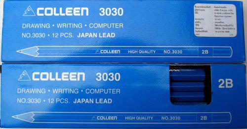 Colleen Pencil HB鉛筆