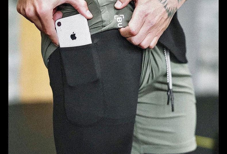 The Joggers Shorts