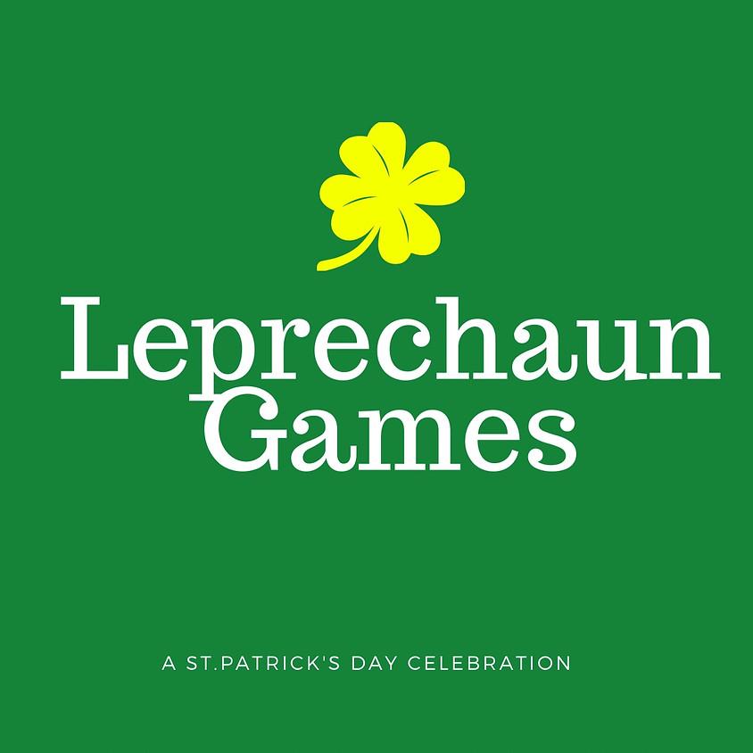 Leprechaun Games at Senior High Youth (9-12 Grade)