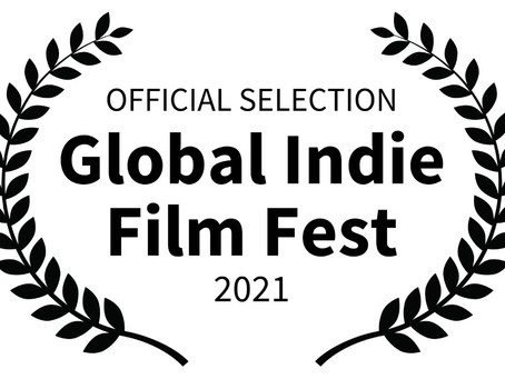 All-American Boy selected for the 2021 Global Indie Film Fest!