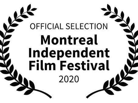 All-American Boy selected for the 2020 Montreal Independent Film Festival!