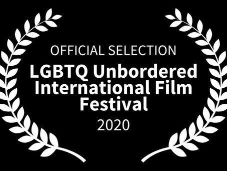 All-American Boy selected for 2020 LGBTQ Unbordered International Film Festival!