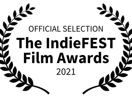All-American Boy selected for the 2021 IndieFEST Film Awards!