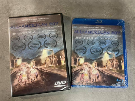 All-American Boy on DVD and Blu-Ray