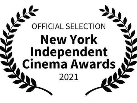 All-American Boy selected for the 2021 New York Independent Cinema Awards!