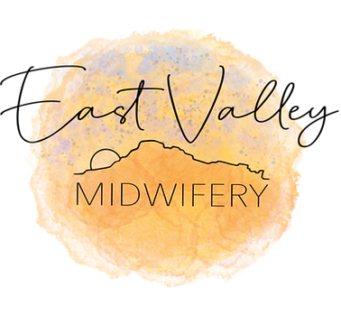 East Valley Midwifery Logo