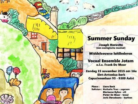 Summer Sunday 2015