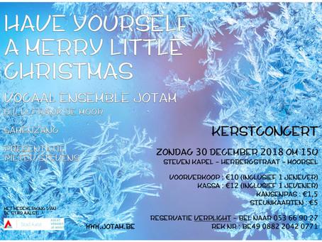 Kerstconcert 2018