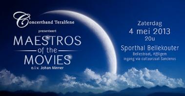 Concert Filmmuziek 2013