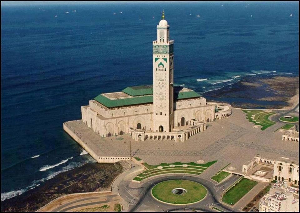 Aller-retour Villes Impériales berbè
