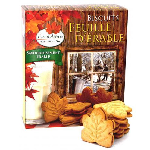 Biscuits feuille d'érable 350g