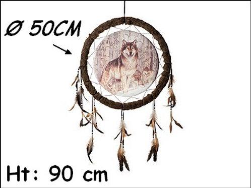 Attrapes rêves 50 cm