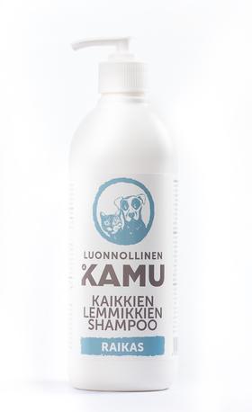 KAMU Shampoo Fresh