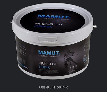 Pre-Run Drink Mamut