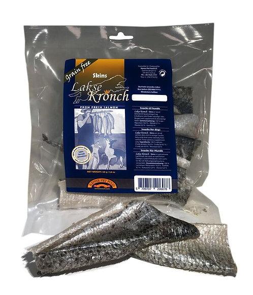Kronch Salmon Skins 60g
