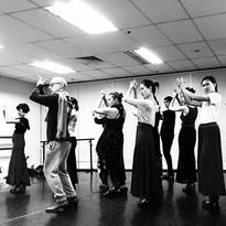 Manuel Betantoz Flamenco Workshop