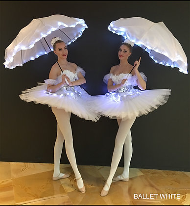 LED Ballet Classic White - الصمام الباليه الكلاسيكي الأبيض