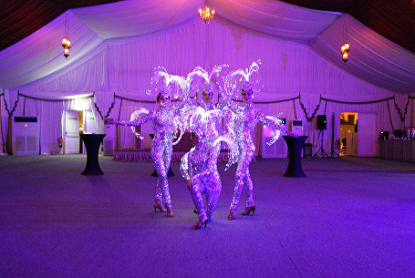 LED Brazil Show - الرقص البرازيل LED