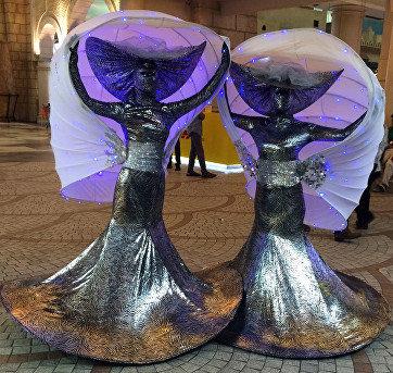 LED Shell Dance - شل الصمام الرقص
