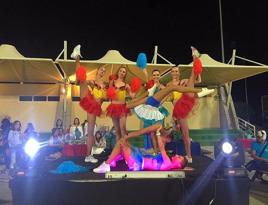 Cheerleaders - المصفقين