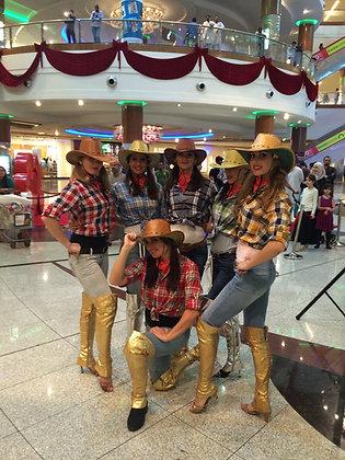 Cowboys Show - عرض رعاة البقر