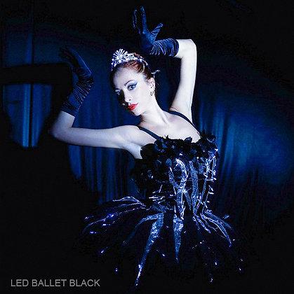 LED Ballet Classic Black - الصمام الباليه الكلاسيكي الأسود