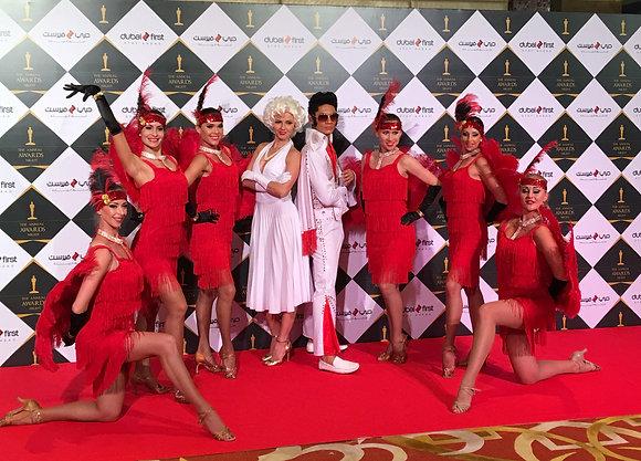 Gatsby-Broadway Red - غاتسبي برودواي الأحمر