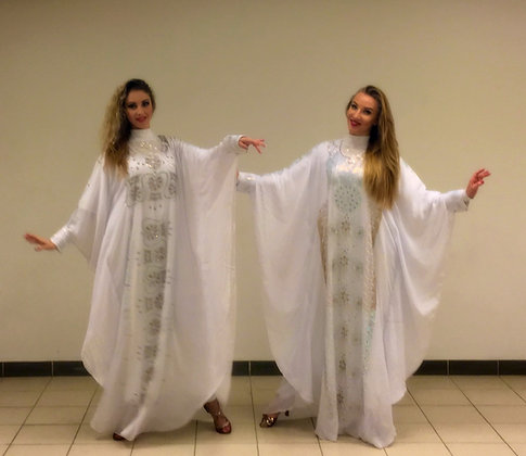 Arabic Khaleeji Dance - رقص الخليج العربي