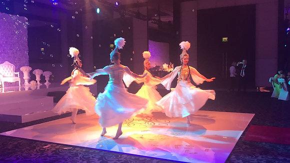 Kazakh Dance - الرقص الكازاخستاني