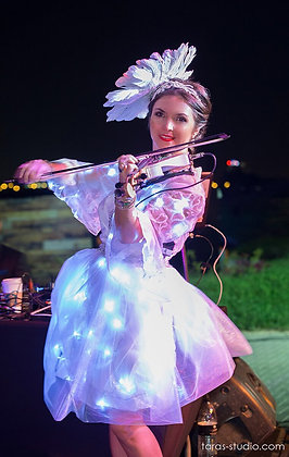 LED Violin - الصمام الكمان