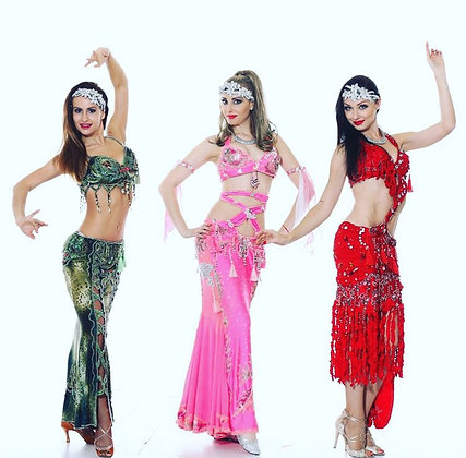 Arabic Belly Dance Color - رقص شرقي عربي