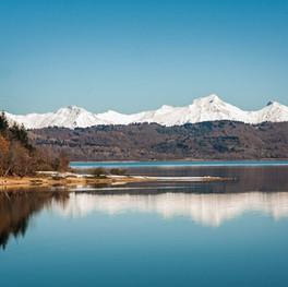 Top Five Lakes in Georgia